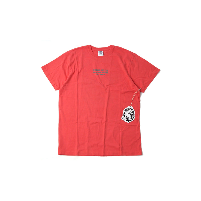 BB UTILITY BASE S/S TEE (ROSE)
