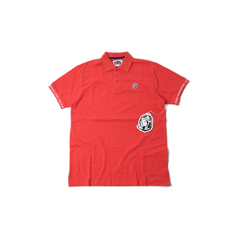 BB COCKPIT S/S POLO (ROSE)