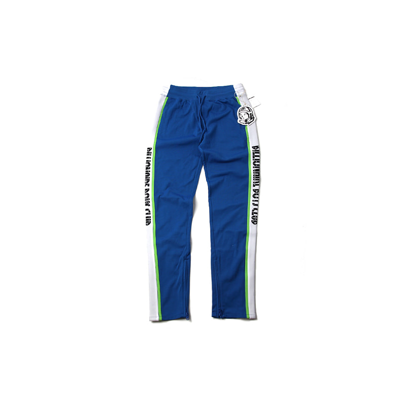 BB VERTICAL TRACK PANTS (TURKISH BLUE)