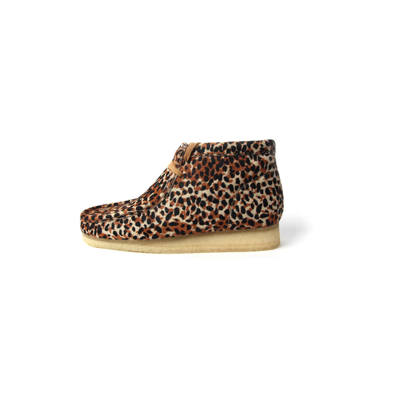 WALLABEE BOOTS (BROWN MULTI)