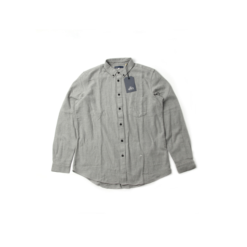 MADE & CRAFTED STANDARD SHIRTS (HEATHER GREY)