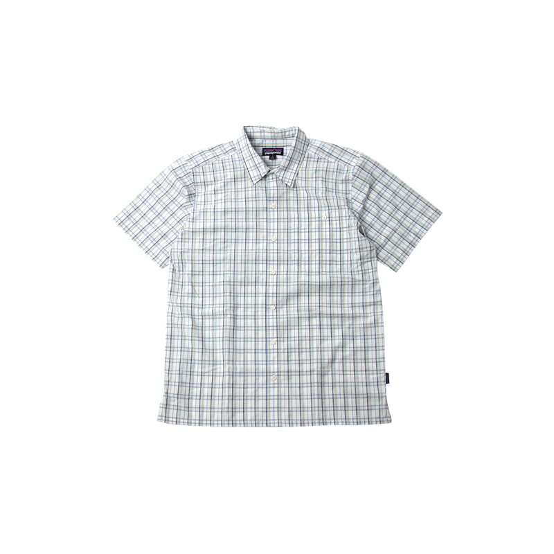 PIEMAN S/S SHIRTS (BIRCH WHITE)