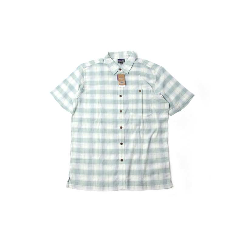 HAVEN S/S SHIRTS (ATOLL BLUE)